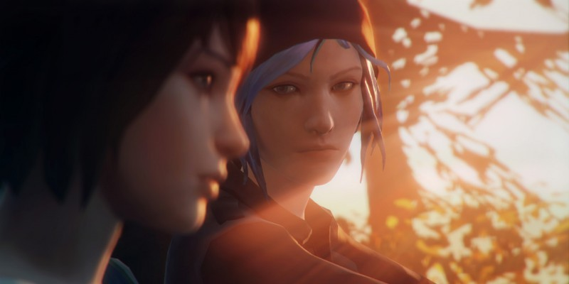 Life is Strange im Gameplay-Video.