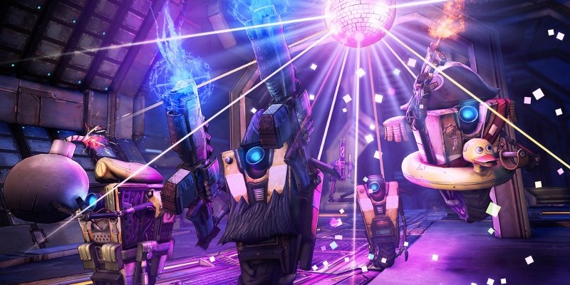 Borderlands: The Pre-Sequel - Claptrap auf der Gamescom. (2)