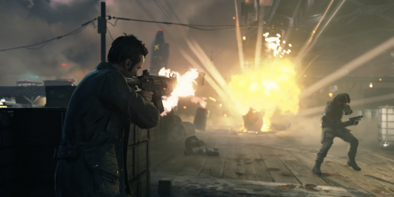 Quantum Break: Xbox-One-Vorschau des Exklusivtitels! (7)