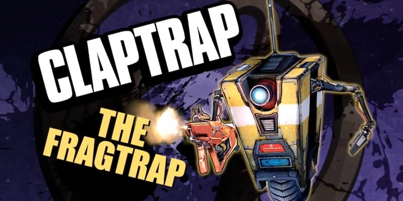 Claptrap im Walkthrough-Video zu Borderlands: The Pre-Sequel.