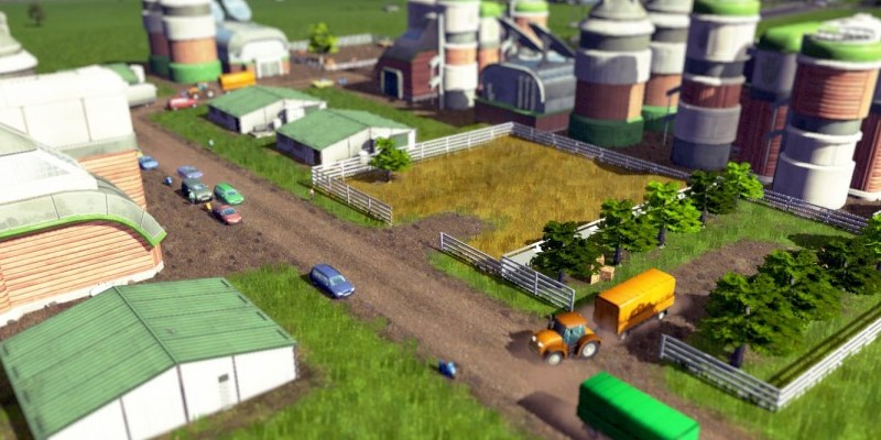 Cities: Skylines am Donnerstag im Livestream. (2)