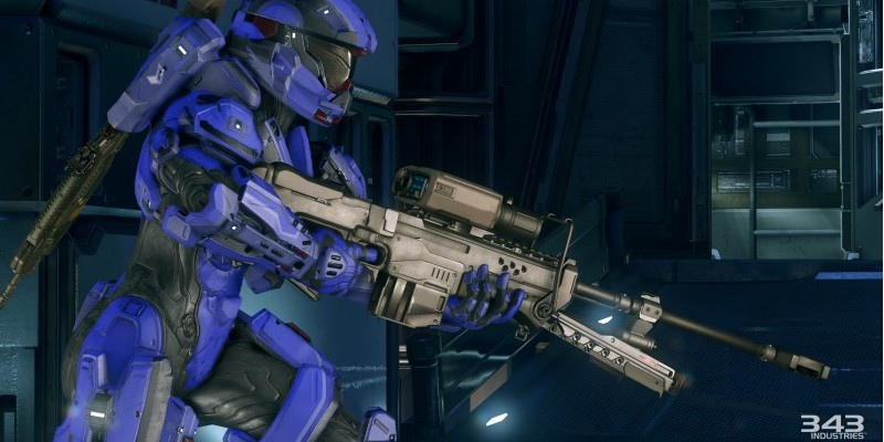 343 Industries veröffentlicht den Debut-Trailer zur Halo-Serie The Fall of Reach.