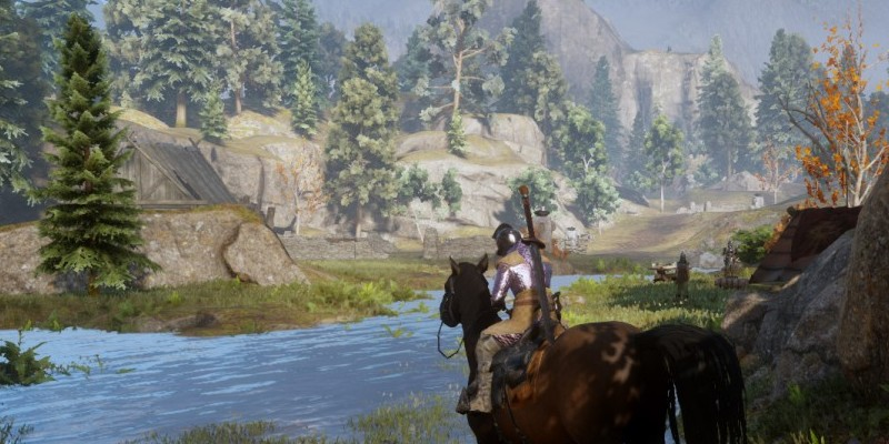 Dragon Age: Inquisition - Screenshots der PC-Version. (2)