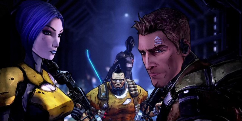 Borderlands: The Handsome Collection für PS4 und Xbox One angekündigt. (2)