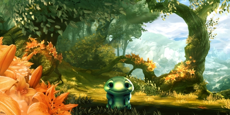 Silence: The Whispered World 2 in der Gamescom-Vorschau. (1)