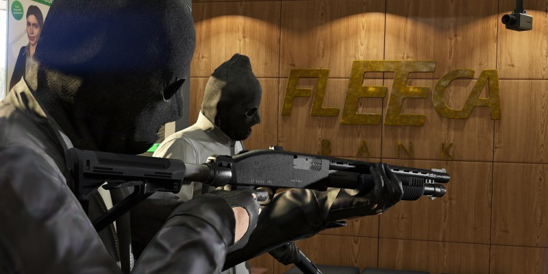 Ein Video-Leak zeigt den Heist-Trailer zur PC-Version von GTA 5.