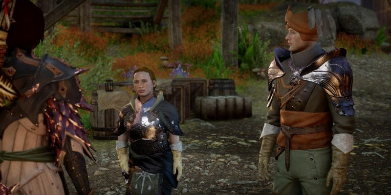 Dragon Age: Inquisition - Producer Chris Pickford im Interview. (2)