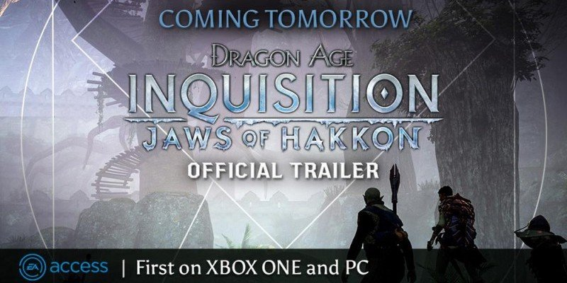 Dragon Age: Inquisition - Jaws of Hakkon angekündigt. (5)