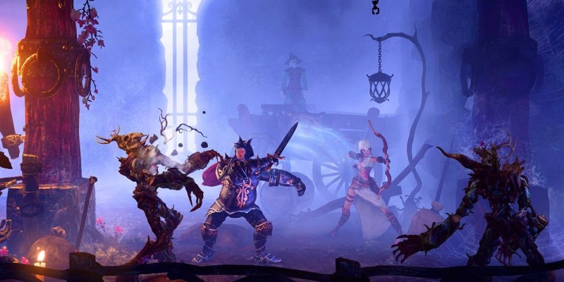 Trine 3: The Artifacts of Power jetzt im Early Access. (2)