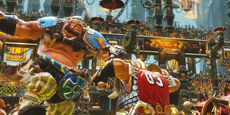 Blood Bowl 2 erscheint am 22. September 2015. (2)