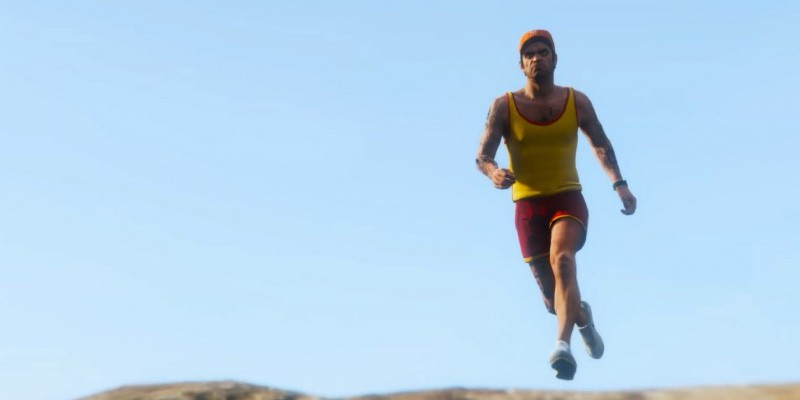 GTA 5: Trevor meets Forrest Gump - Faszinierendes PC-Video aus dem Editor