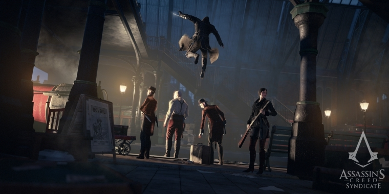 Assassin's Creed Syndicate auf PS4 mit 3D-Modus?