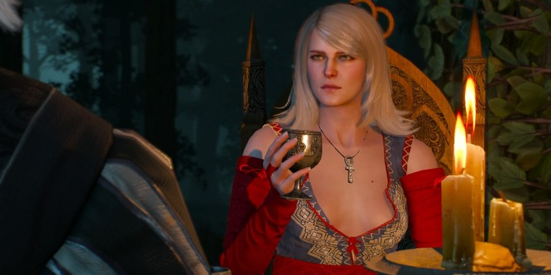 The Witcher 3 - Patch 1.23 für PS4 via PSN zum Download