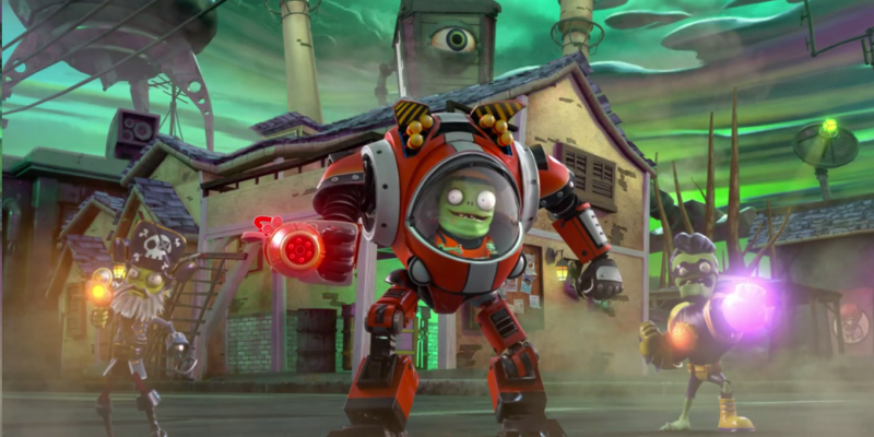 Plants vs. Zombies: Garden Warfare 2: Bunter Multiplayer-Shooter erscheint am 25. Februar 2016 für PC, PS4 und Xbox One.
