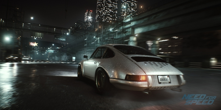 Need for Speed: Hands-On von der Gamescom 2015.
