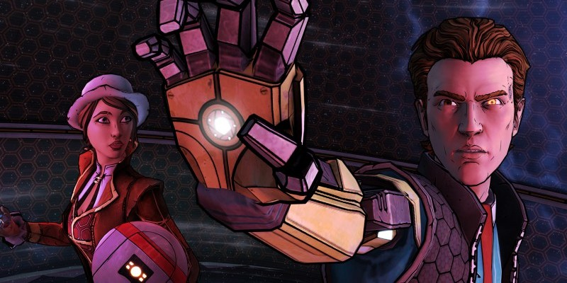 "Tales from the Borderlands: ""The Vault of the Traveler"" - Trailer & Release-Termin"