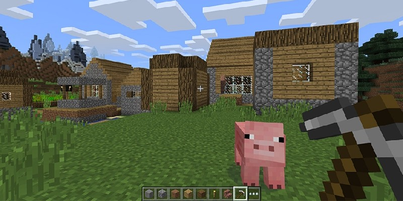 Minecraft - Windows 10 Edition ist ab sofort Cross-Platform-fähig.