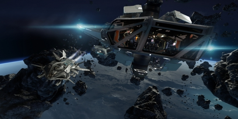 Star Citizen - gamescom Demo: Multi Crew-Demo als Weltpremiere