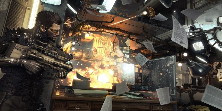 Eidos Montreal erläutert die Gameplay-Features von Deus Ex: Mankind Divided.