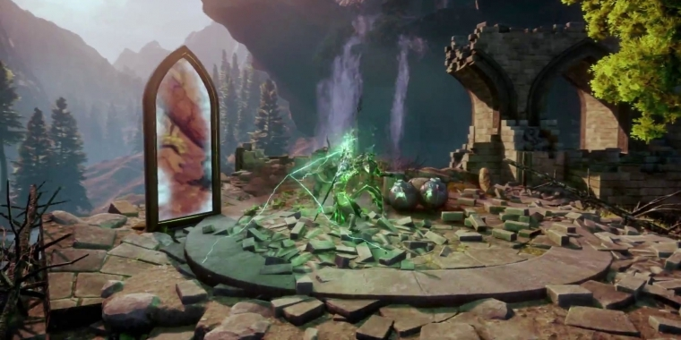 Dragon Age: Inquisition - Eindringling - Lore-Analyse des DLC-Trailers.
