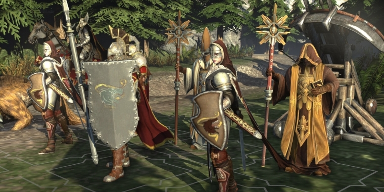 Patch 1.4 für Might & Magic Heroes 7 steht zum Download bereit.
