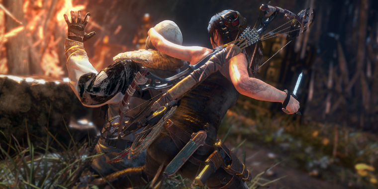 Rise of the Tomb Raider hat den Gold-Status erreicht.