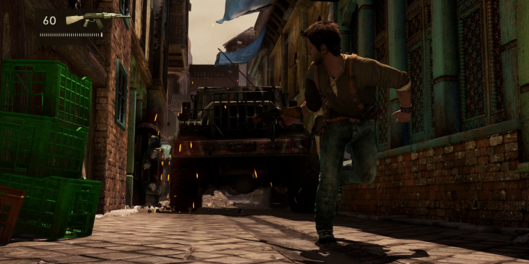 Uncharted: The Nathan Drake Collection hat laut Sony das Zeug zum System-Seller.