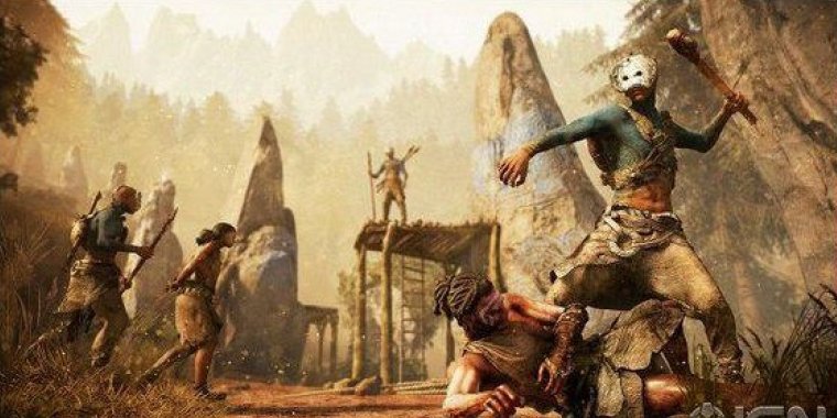 Arbeitet Ubisoft an Far Cry Primal?