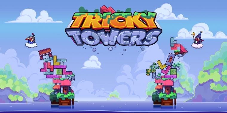Tricky Towers: Neues Action-Puzzle-Adventure im Anmarsch!