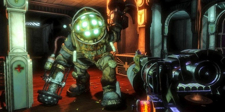 Bioshock Collection:Neuauflage durch Publisher enthüllt? (5)
