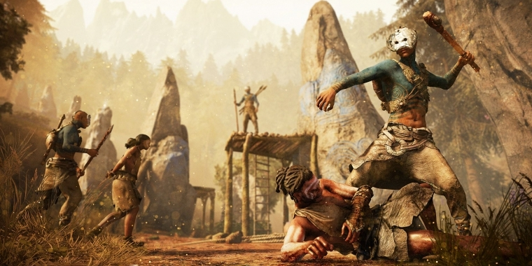 Far Cry Primal: Video-Diskussion zum Steinzeit-Shooter