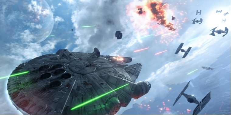 Star Wars: Battlefront - Dice veröffentlicht Statistikdaten zum Science-Fiction-Shooter.