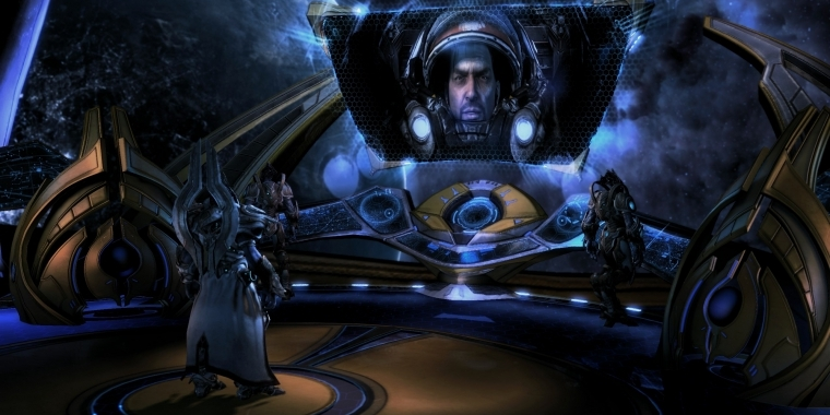 Starcraft 2: Legacy of the Void ist da