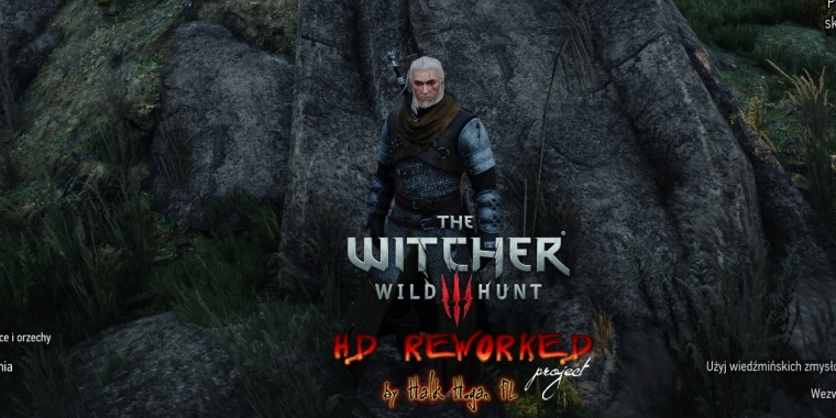 "Die ""HD Reworked Project""-Mod bringt HD-Texturen in die Welt von The Witcher 3."