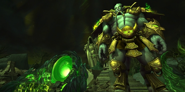 World of Warcraft Patch 6.2.3 erscheint am 18. November 2015.