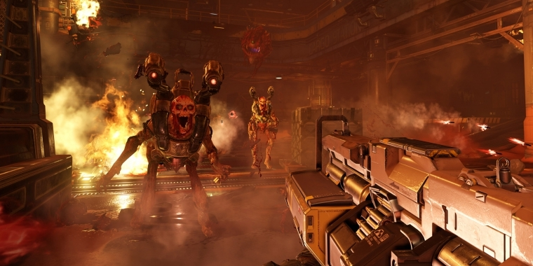 Doom (2016): FAQ zur Open Beta - Start-Uhrzeit, Inhalte, Codes (2)