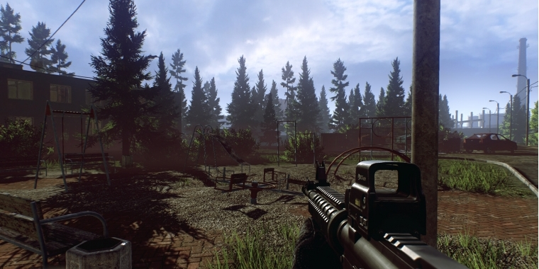 Battlestate Games zeigt hochaufgelöste Screenshots aus Escape from Tarkov. (10)