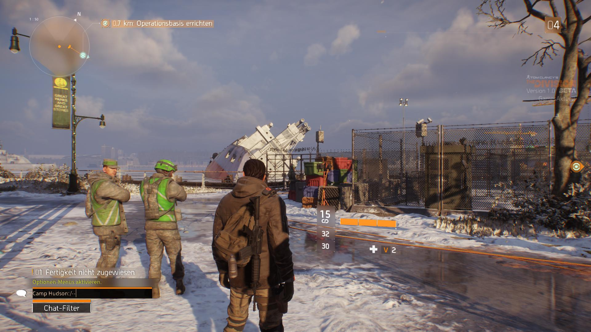 TheDivision PC Ultra