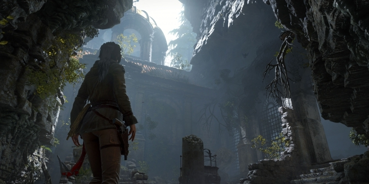 Patch #4 für Rise of the Tomb Raider steht bei Steam zum Download bereit.