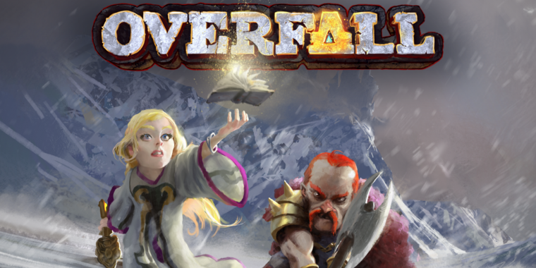 Overfall startet am 1. März in die Early-Access-Phase.