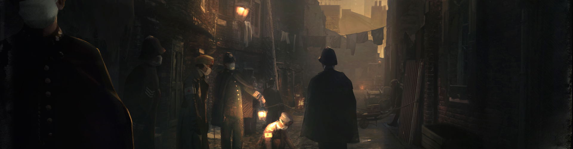 Vampyr Vorschau mit Video: Action-RPG der Life is Strange-Macher