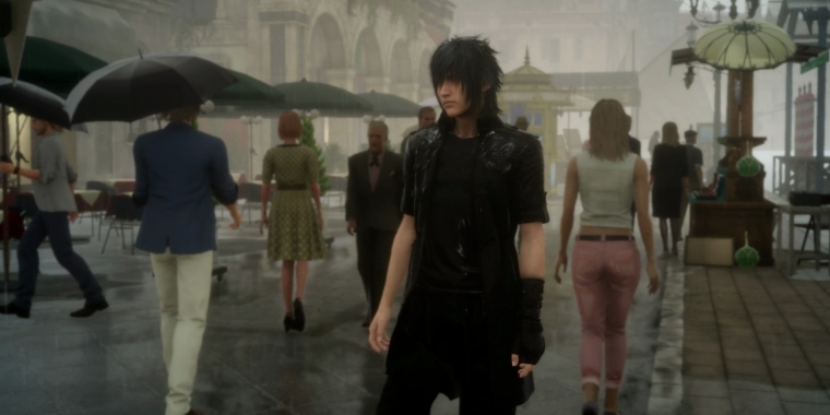 Final Fantasy 15: Platinum-Demo angespielt (3)