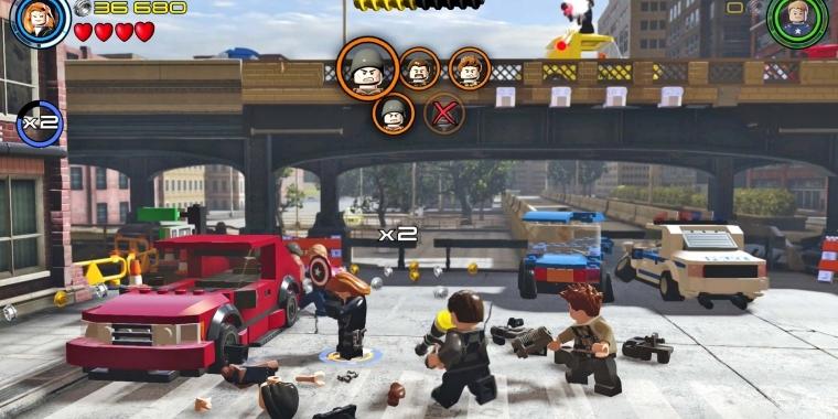 Marvels Avengers So Spielt Sich Das Neue Lego Spiel Gamesaktuell