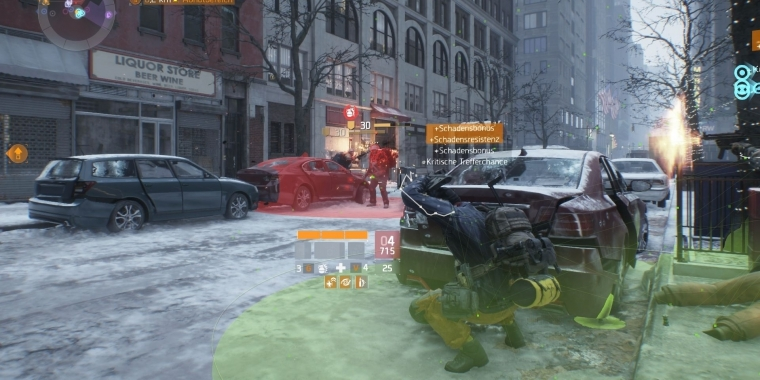 "The Division: Der ""Honest Game Trailer"" zum Shooter (2)"