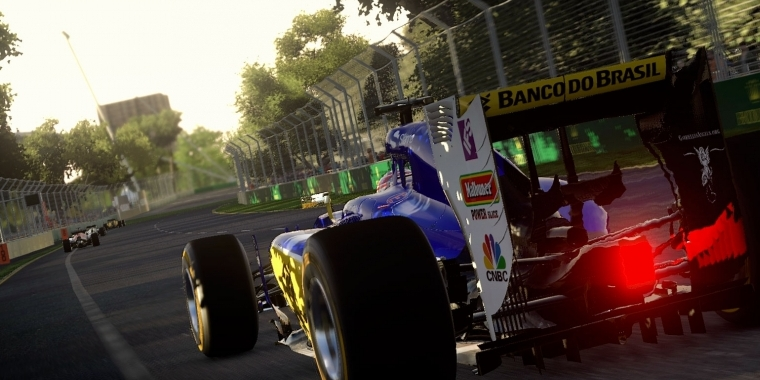 Codemasters plant eine Closed Beta zu F1 2016.
