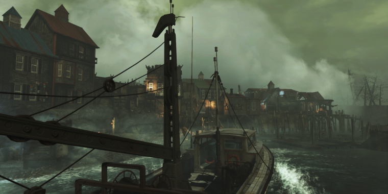 Fallout 4: Far Harbor: PS4 bekommt neue Version ohne Ruckler (6)