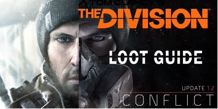 The Division: Loot in Update 1.2 - Wo gibt's die besten Items?