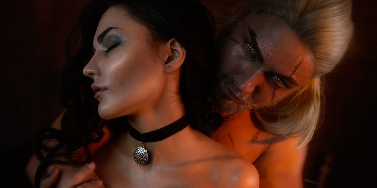 The Witcher 3: Sex-Cosplay