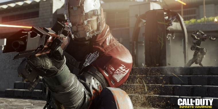 Call of Duty: Infinite Warfare erscheint am 4. Oktober.