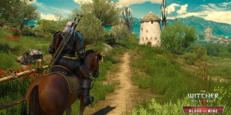 The Witcher 3: Blood and Wine in Zahlen.